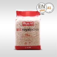 Royal Pellets svetlé (paleta 1050 kg)